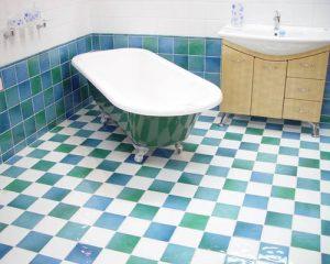 Le design intérieur d'une salle de bain
