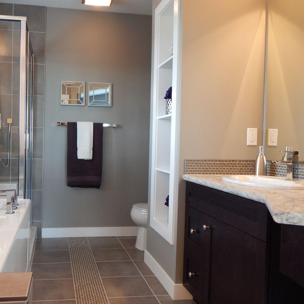 choisir une peinture pour salle de bain id e inspirante pour la conception de la. Black Bedroom Furniture Sets. Home Design Ideas