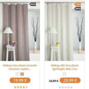 Choisir ses rideaux en fonction de chaque pièce