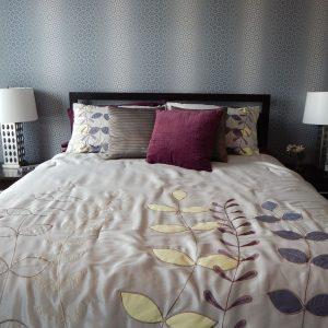 Un lit tout confort