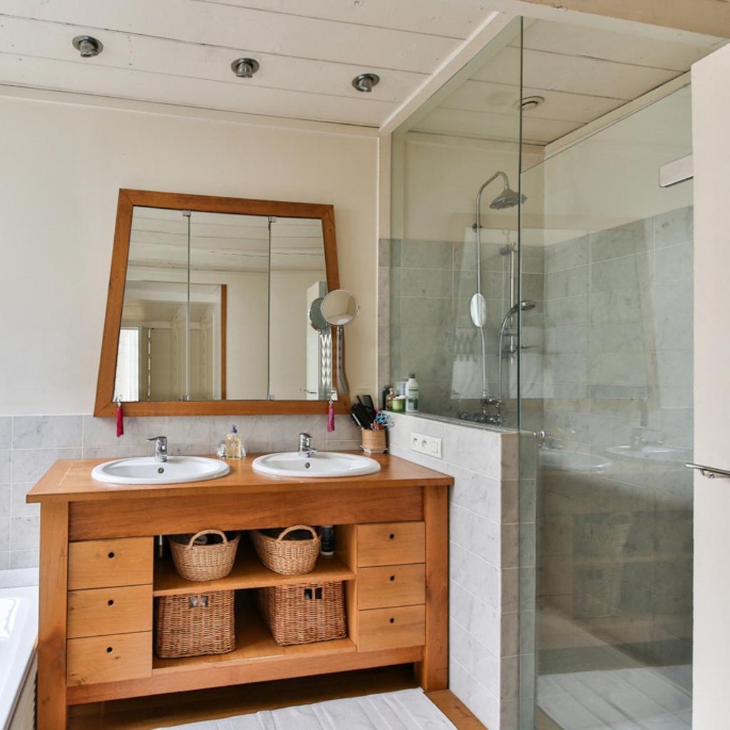 comment s y prendre pour avoir une salle de bains zen. Black Bedroom Furniture Sets. Home Design Ideas